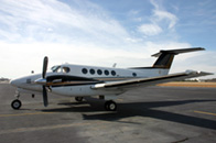 Air Charter Turks KingAir 200